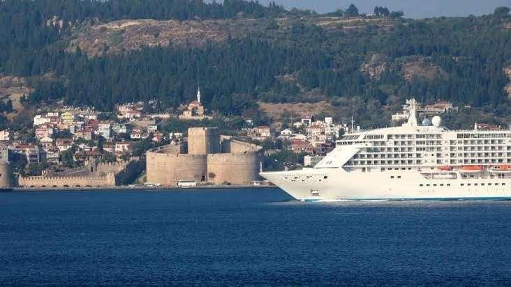 2020 Bozcaada Yolcu Gemi Programı