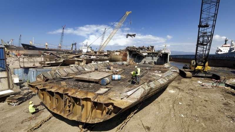 Aliağa Gemi Söküm Takip Listesi 2019 Ekim