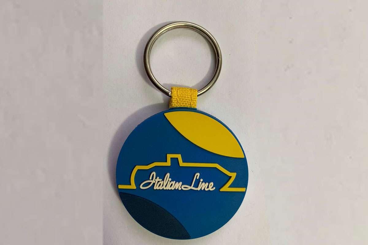 Costa Cruises Keychain