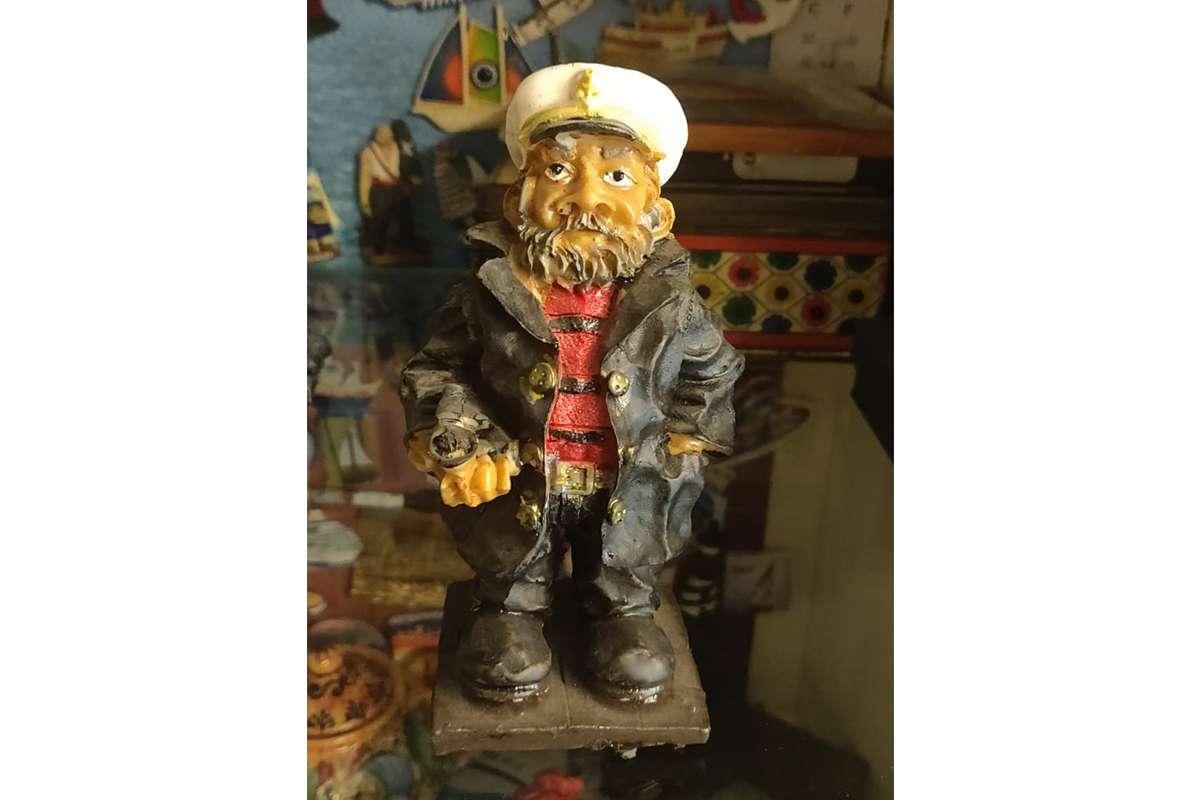 Pirate Captain 1