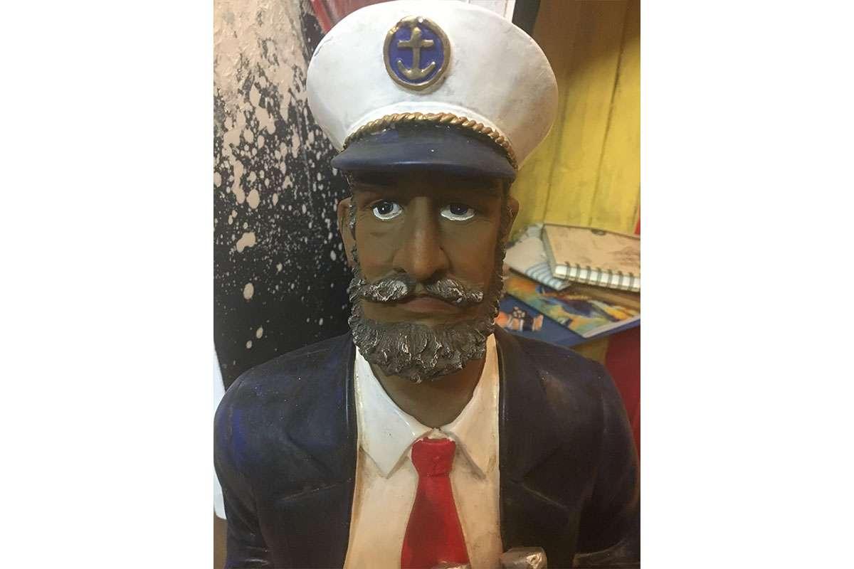 Kaptan Heykeli