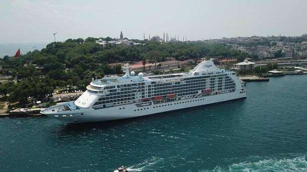 2020 İstanbul Cruise Ship Schedule