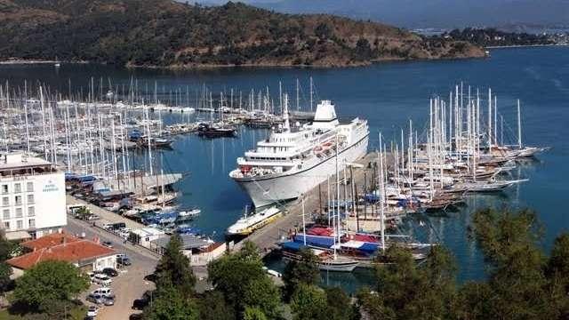 2020 Fethiye Yolcu Gemi Programı