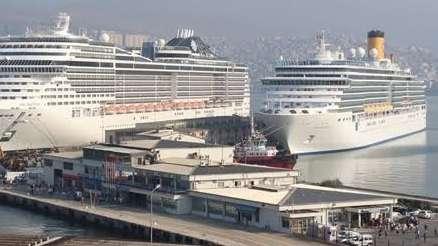 2020 İzmir Yolcu Gemi Programı