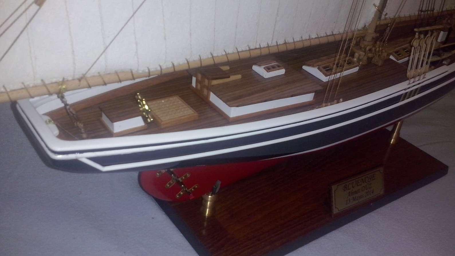Bluenose Sailing Ship