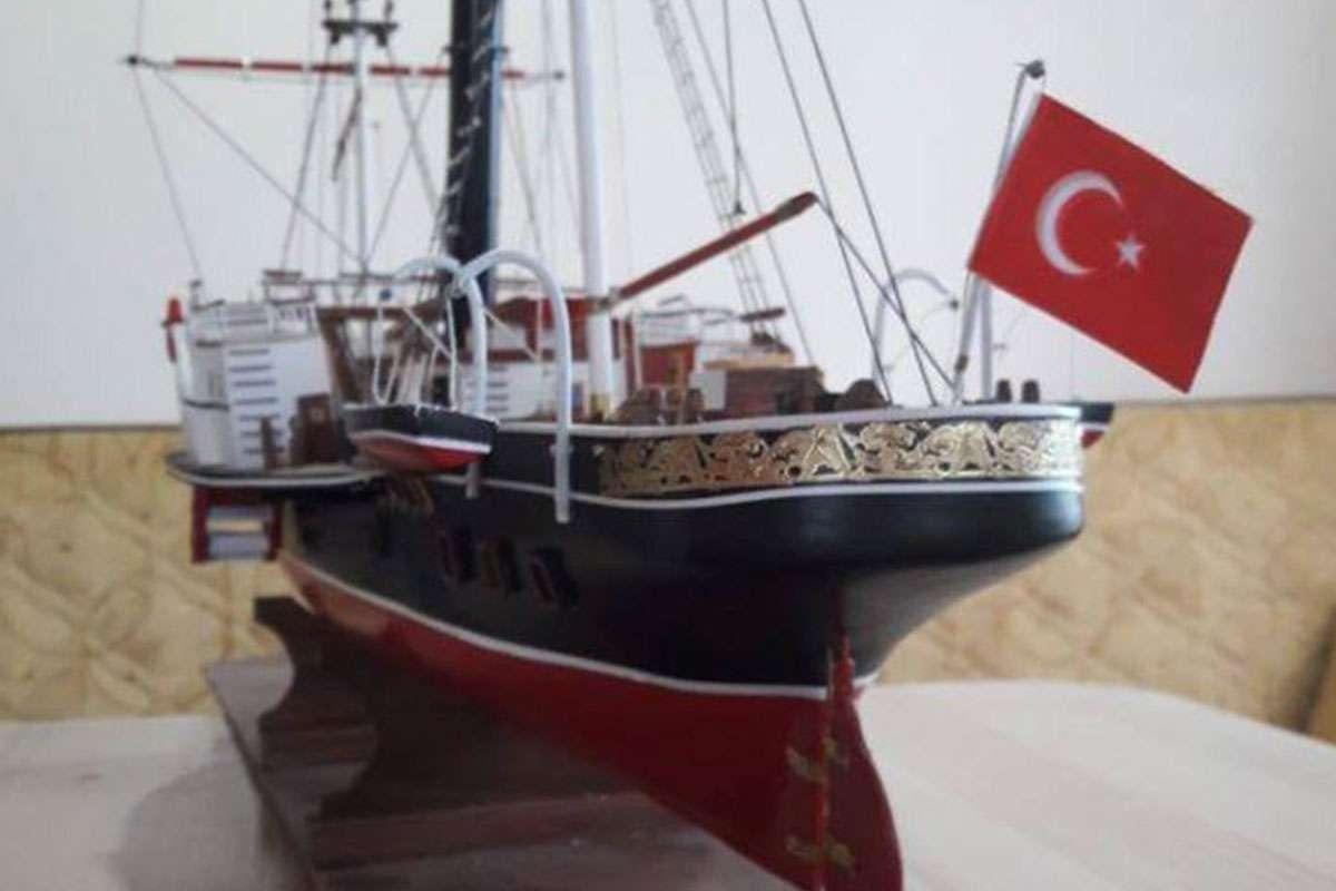 Bug/ Sürat Ship Model