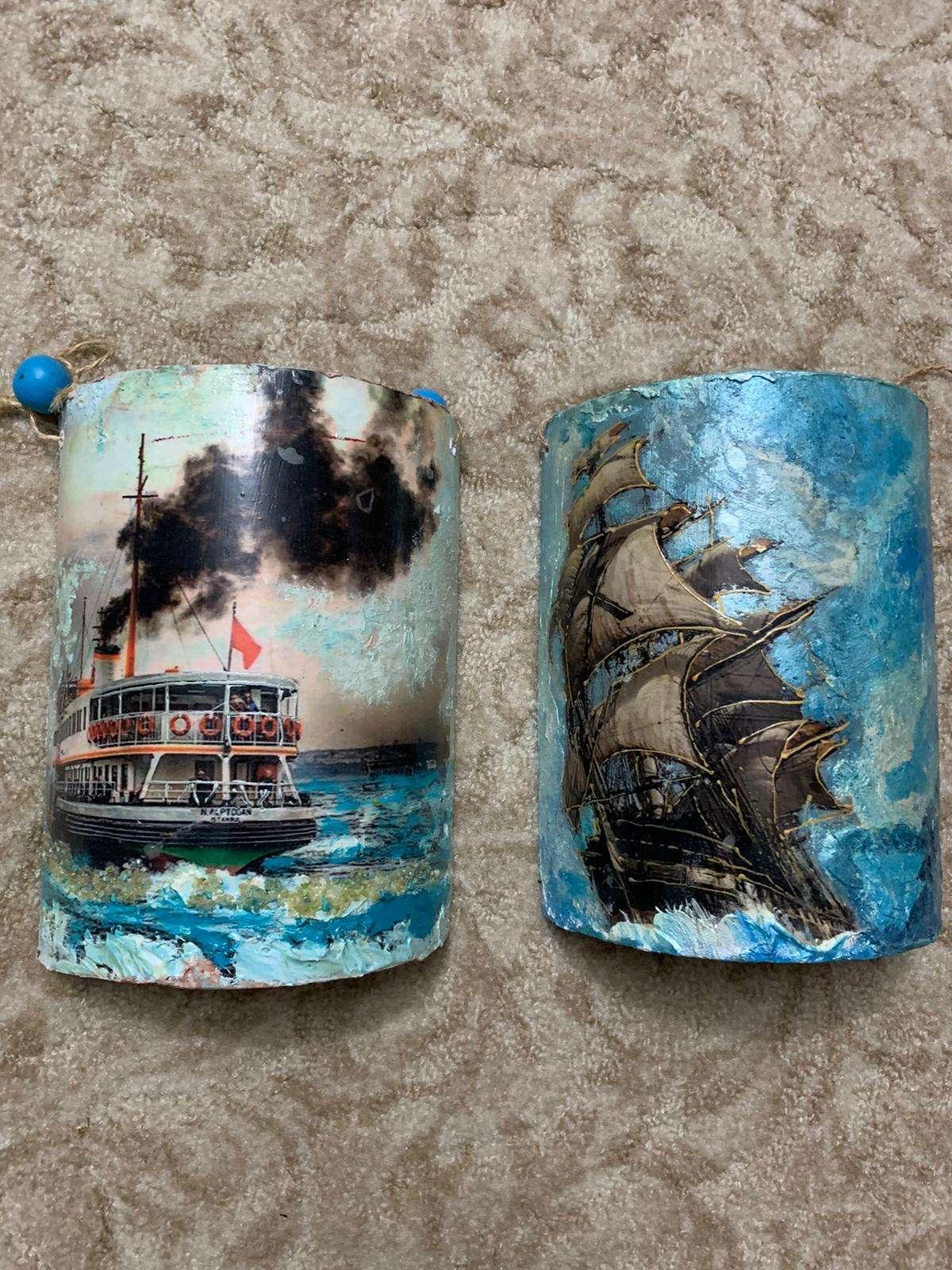 Sailing Ceramic