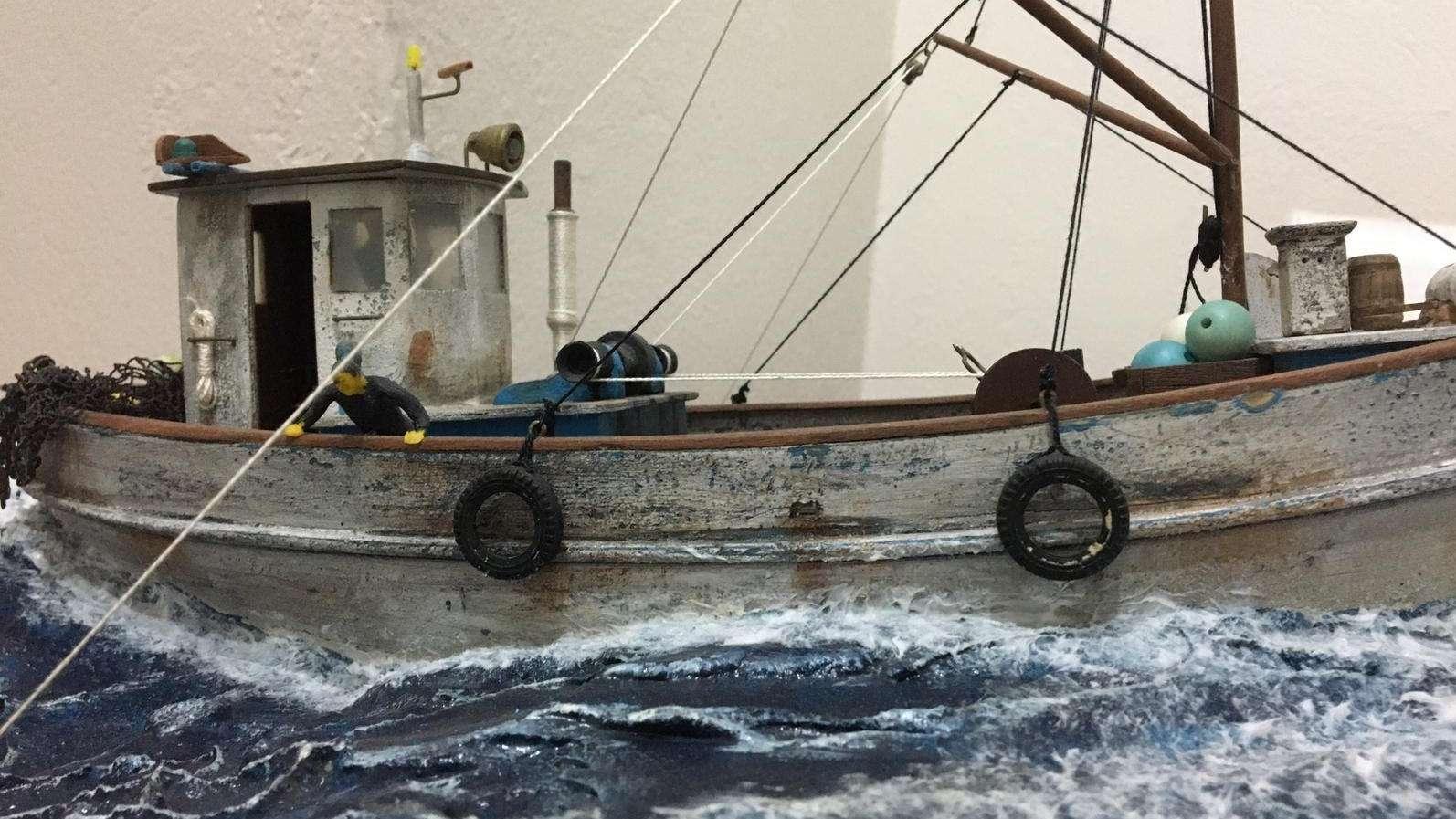 NORDEN Danimarka Balıkçı Teknesi