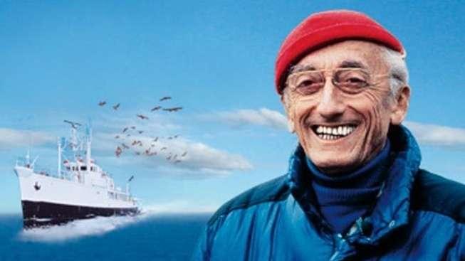 Kaptan Cousteau