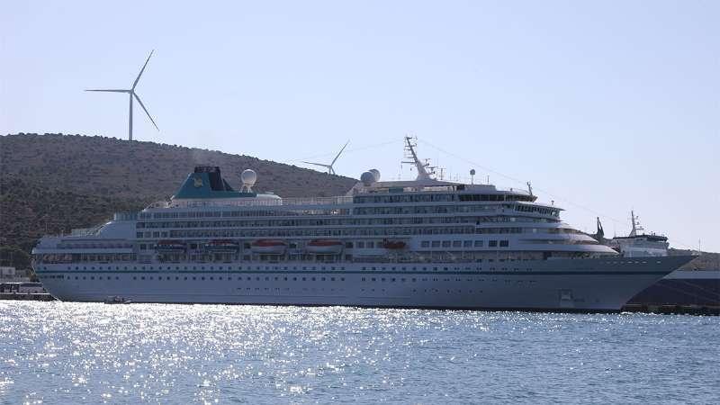 Cesme Cruise Port