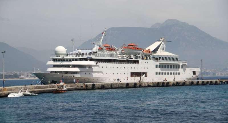 Alanya Kruvaziyer Limanı