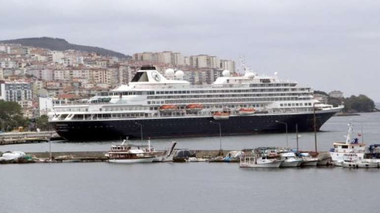 Sinop Cruise Port