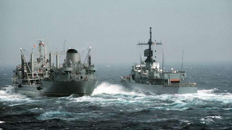 Askeri Gemi