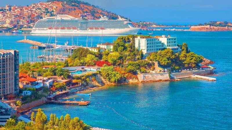 Kusadasi Cruise Port