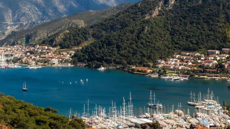 Fethiye Cruise Port