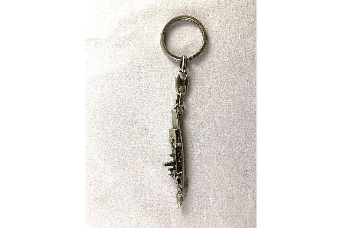 F 491 Keychain