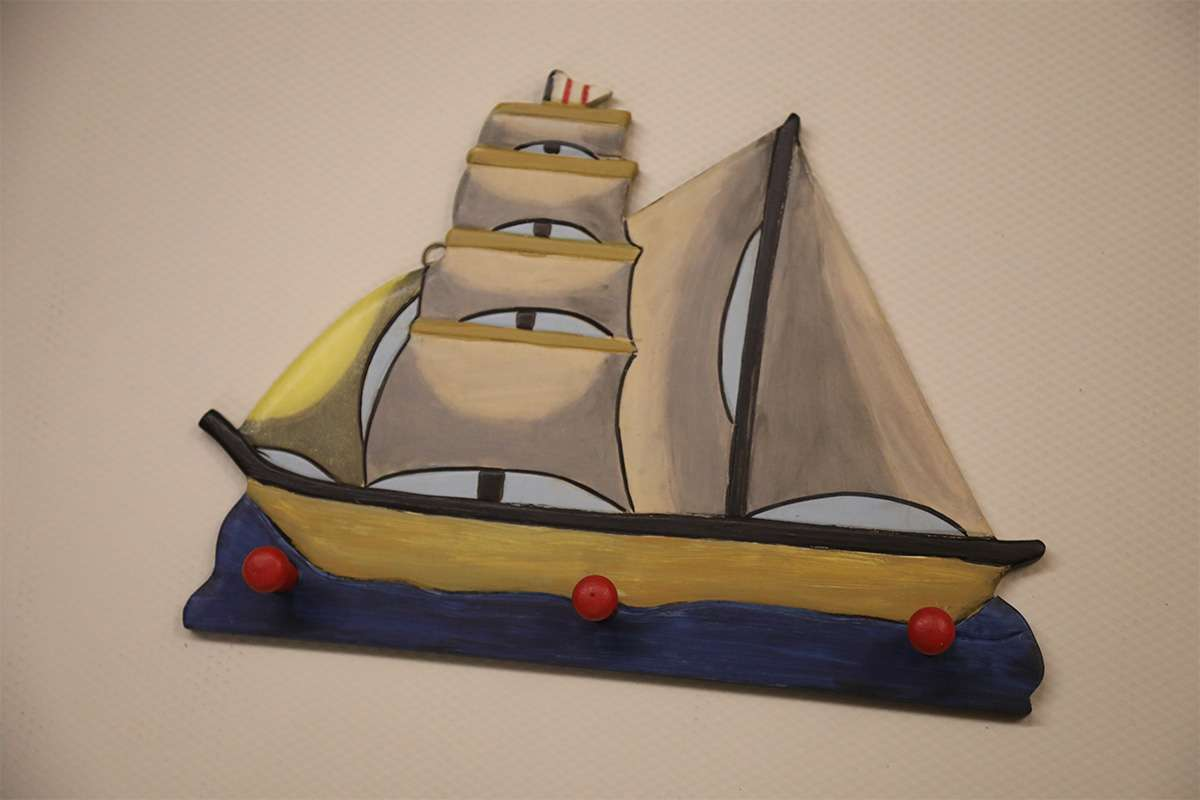 Sailboat Hanger