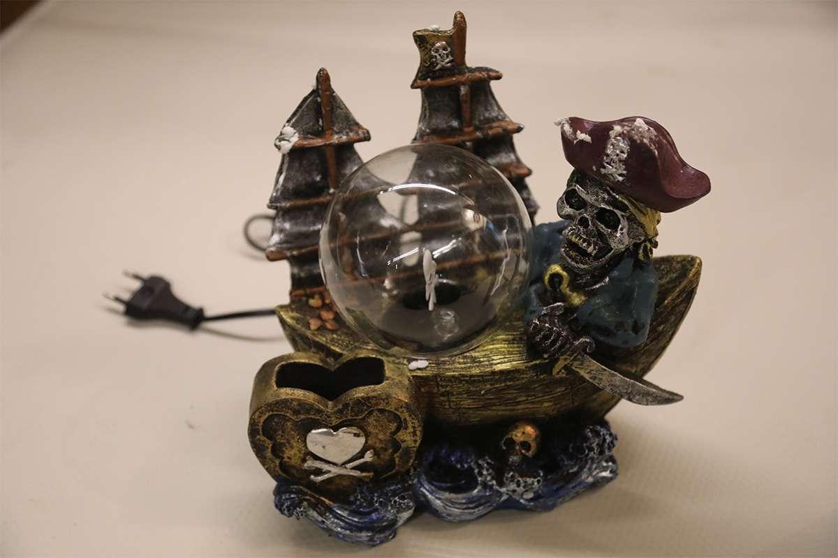 Pirate Lamp