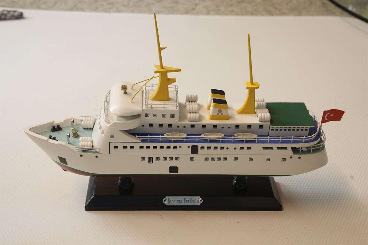 Bandirma Ferry Model