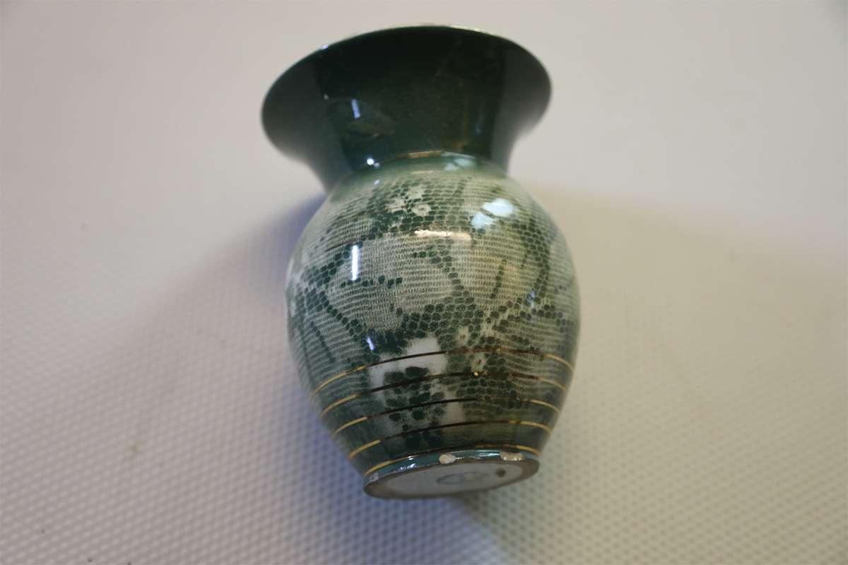 Turkish Maritime Lines Antique Vase