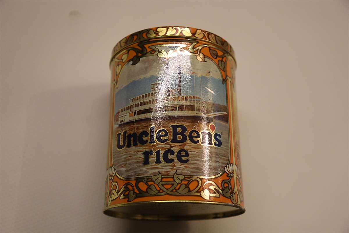Uncle Ben's Rice Box