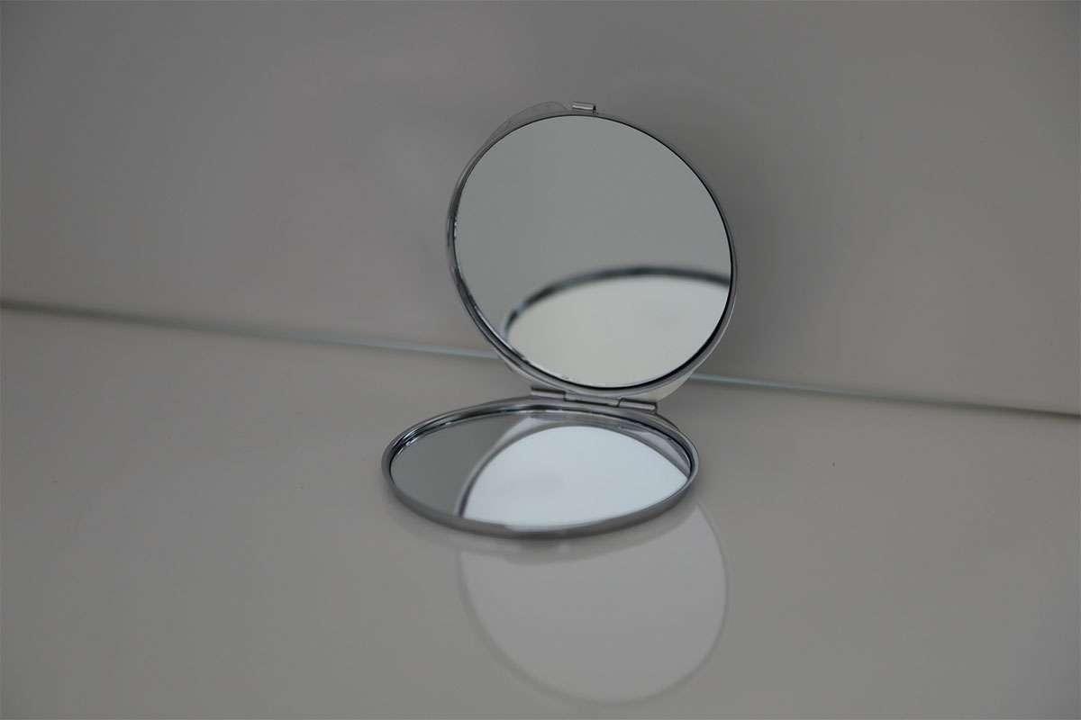 Kusadasi Hand Mirror