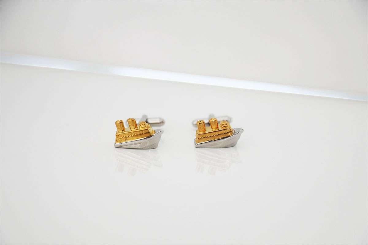 Titanik Kol Düğmesi
