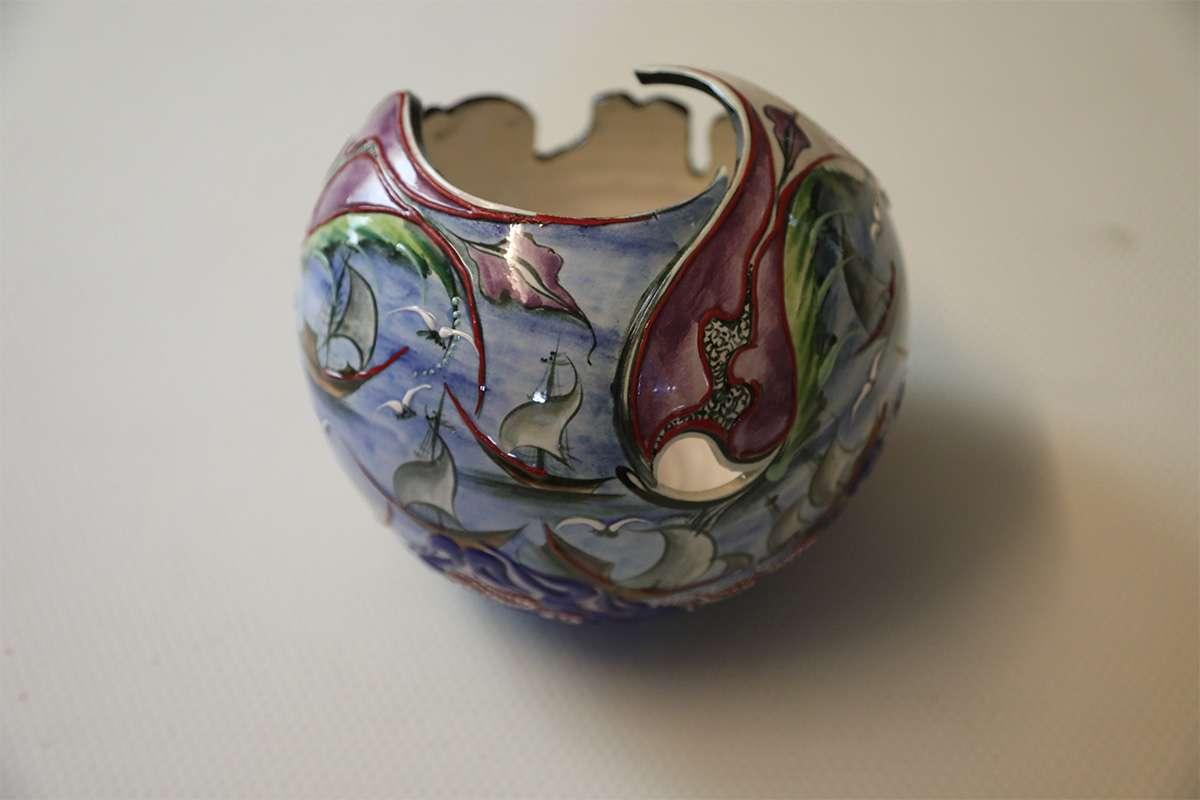 Sailing Vase