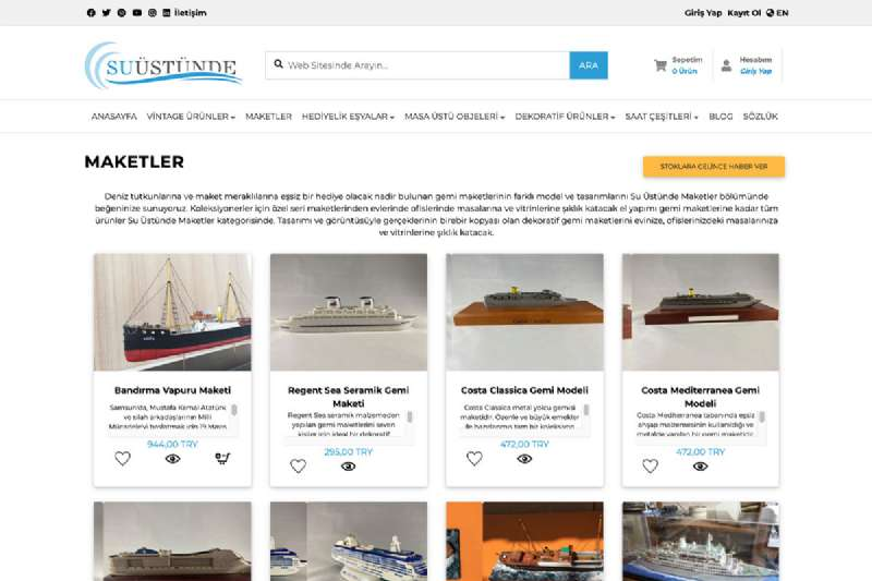 Increasing Interest in Ship Modeling