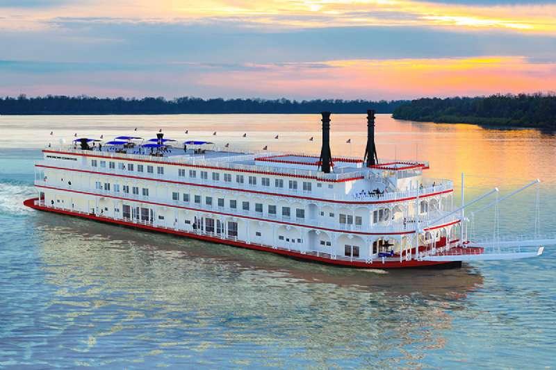 American Queen Steamboat Company (AQSC)