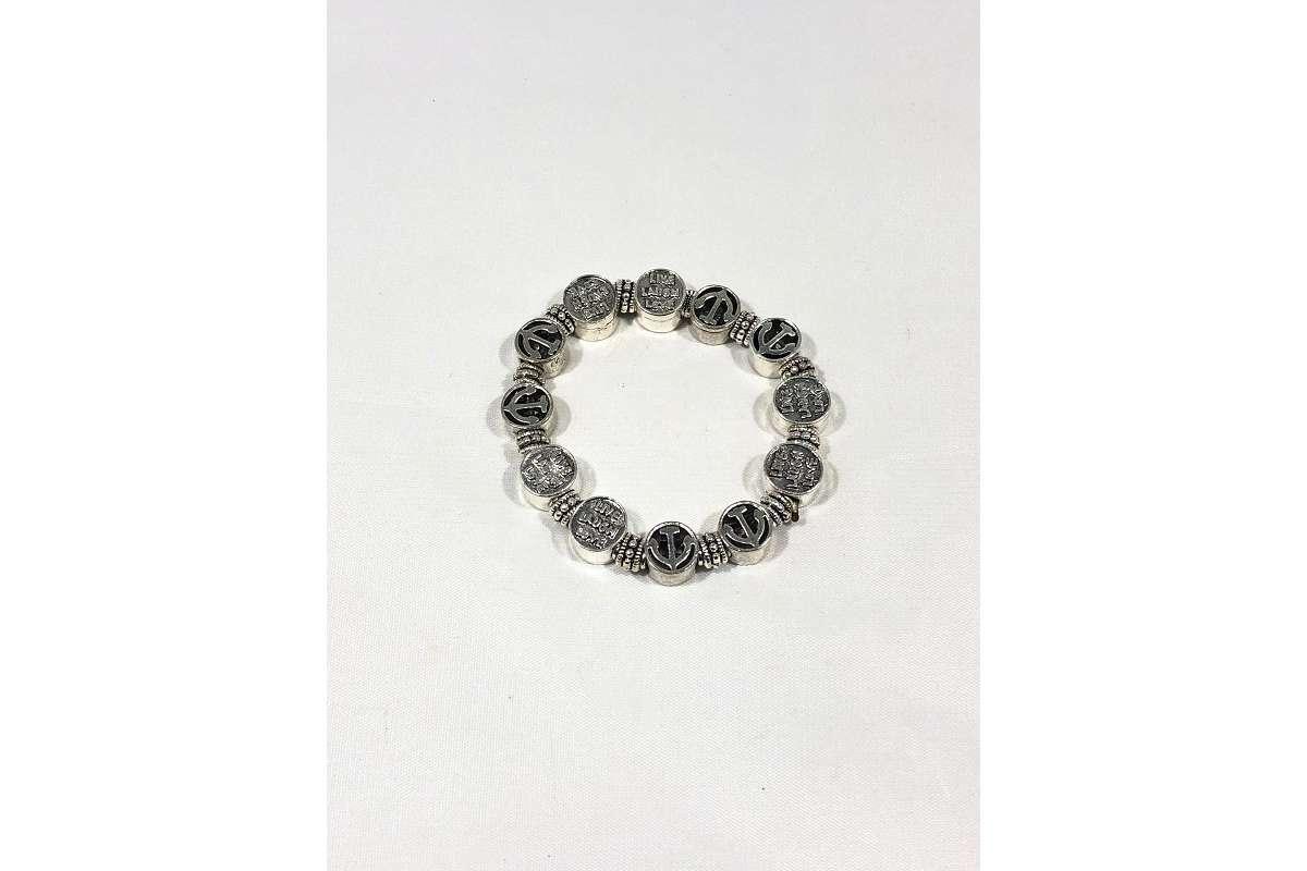 Anchor Metal Bracelet