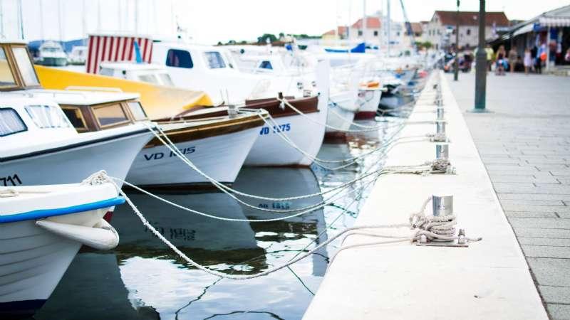 Teknelerin Yanaşması ve Kalkması