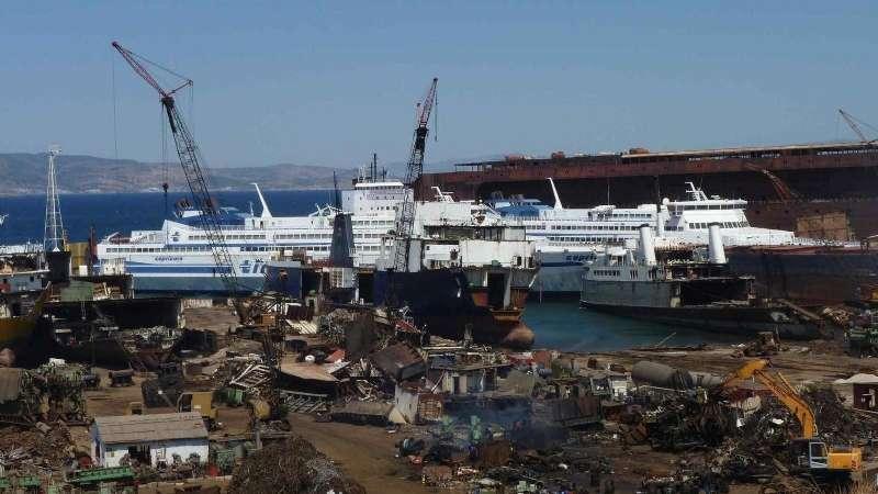 Aliağa Gemi Söküm Listesi Şubat 2020
