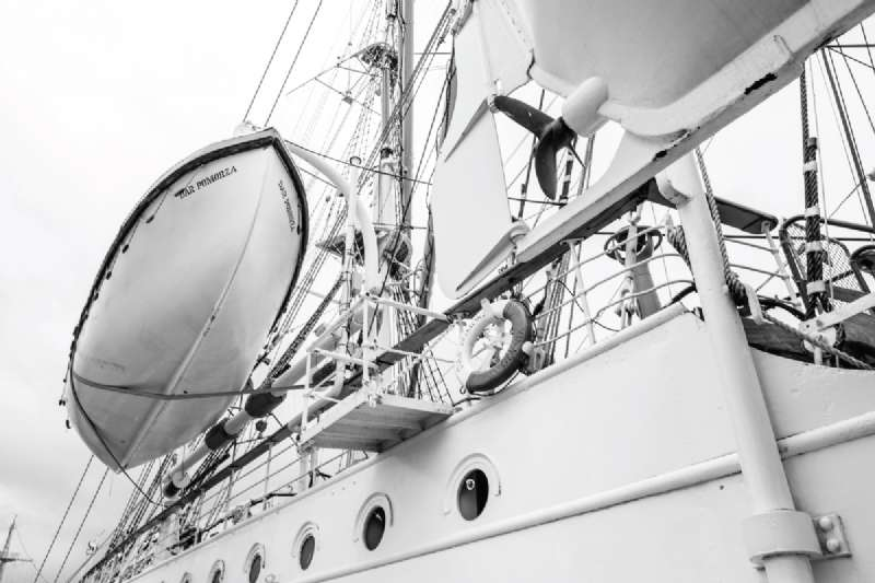 Teknelerde Bulunan Can Salları ve Donanımları