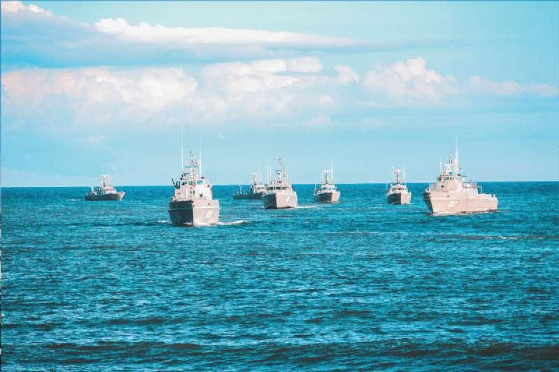 Denizlerde Savaş Taktikleri