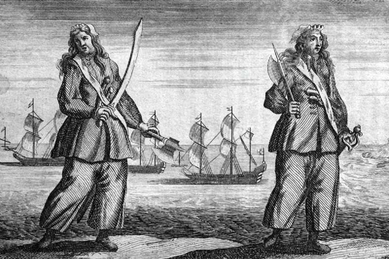 Tarihteki Ünlü Kadın Denizciler