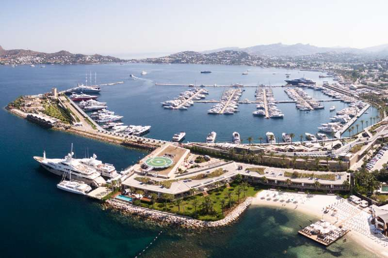 Newly-Built Yachts Come to Turkey