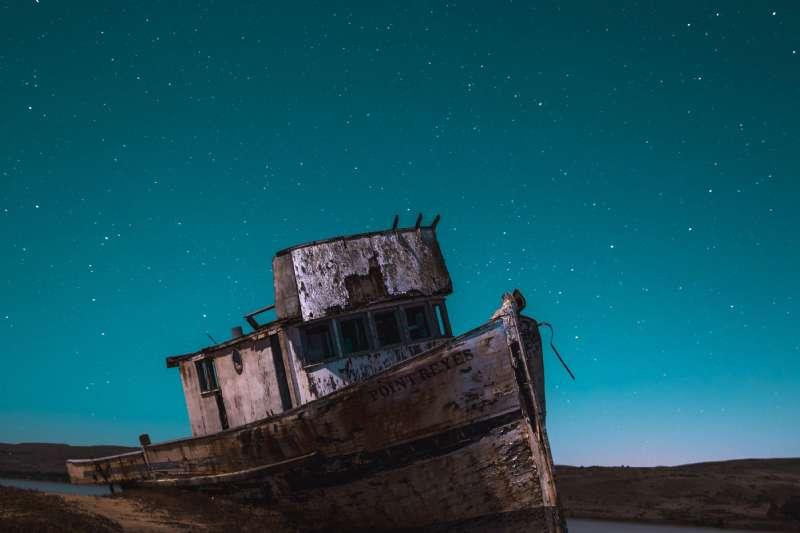 Karaya Oturan Tekneyi Kurtarma