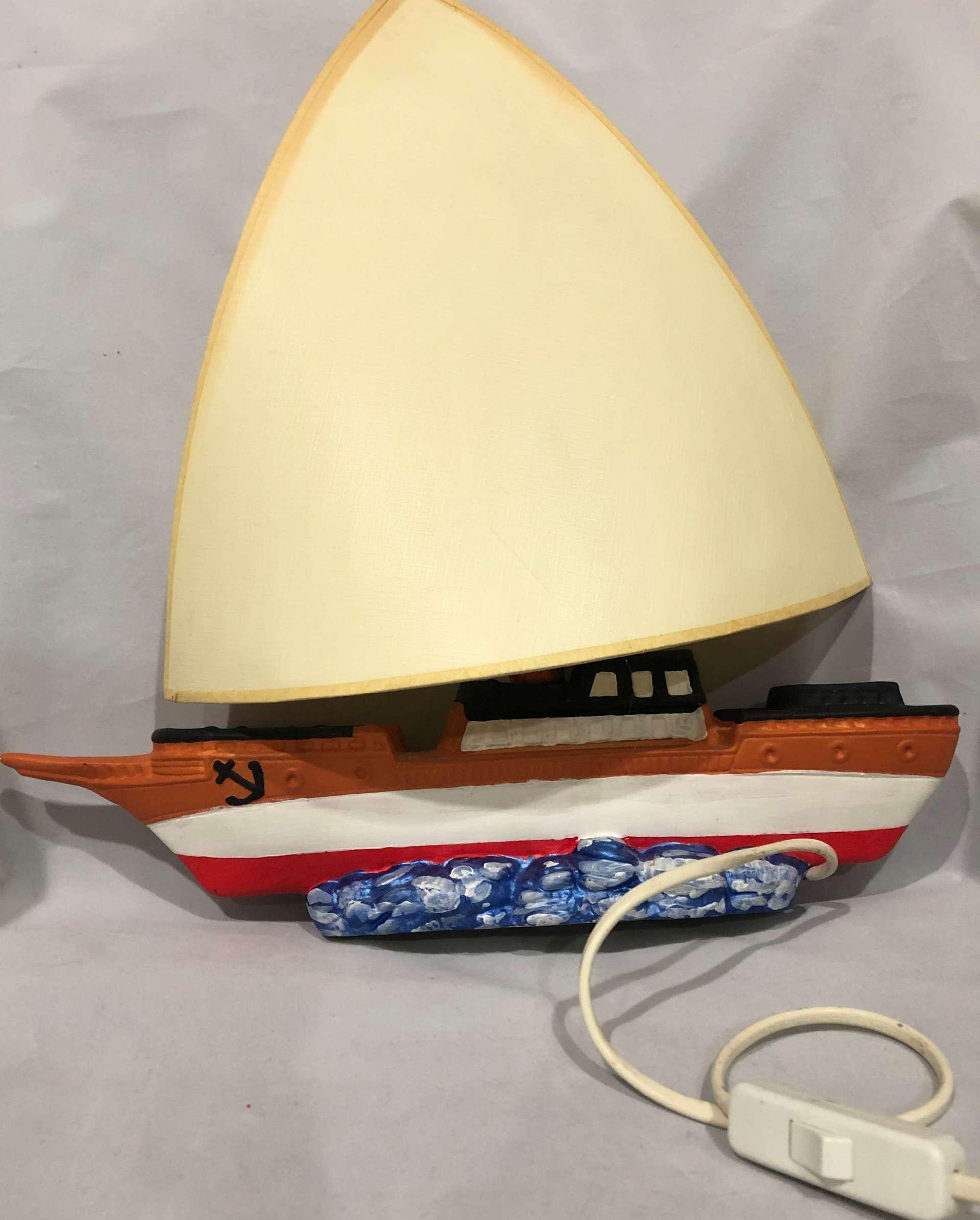 Sailing Lampshade