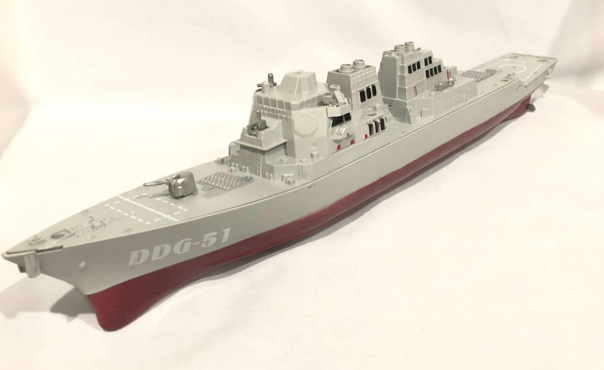 Savaş Gemisi Maketi