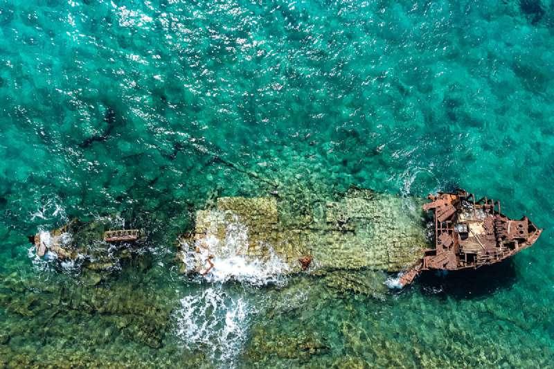 Batık Gemilerin Hazineleri