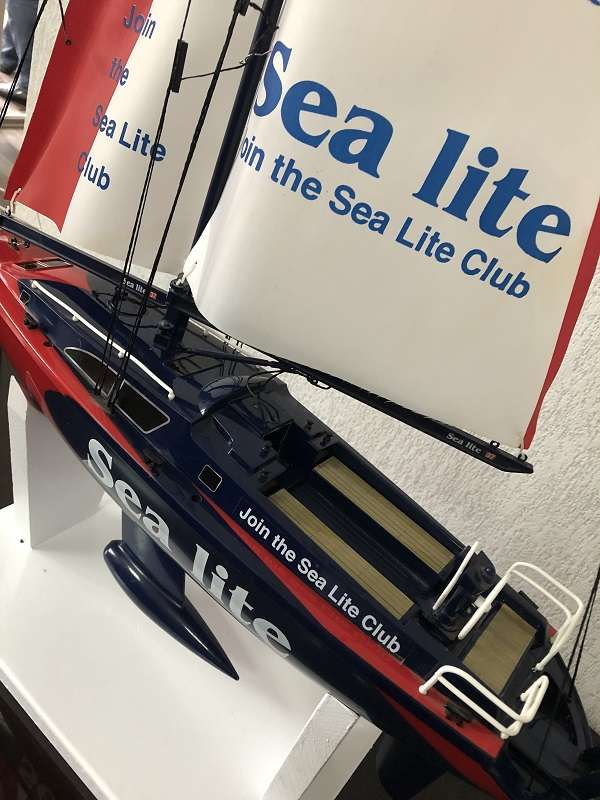Remote Controlled Sailing Boat