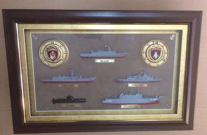 Turkish Navy Table