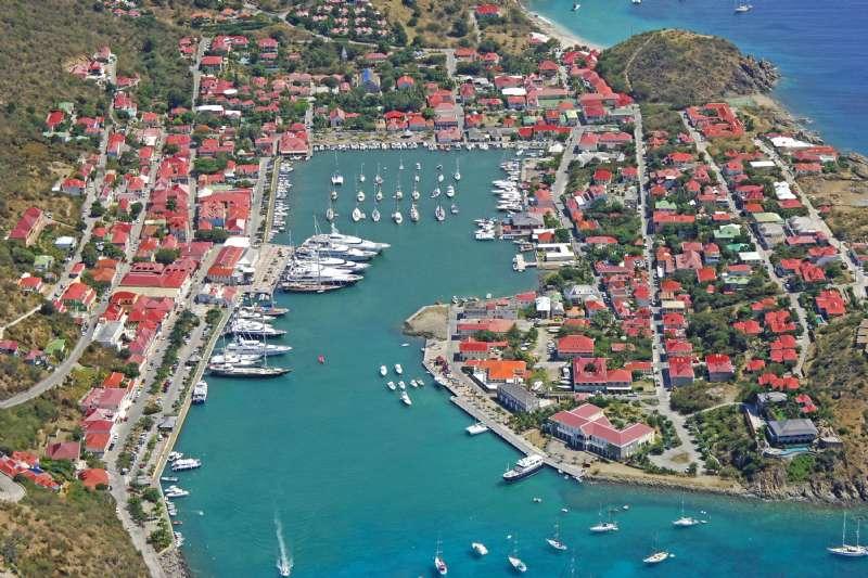 Port De Gustavia