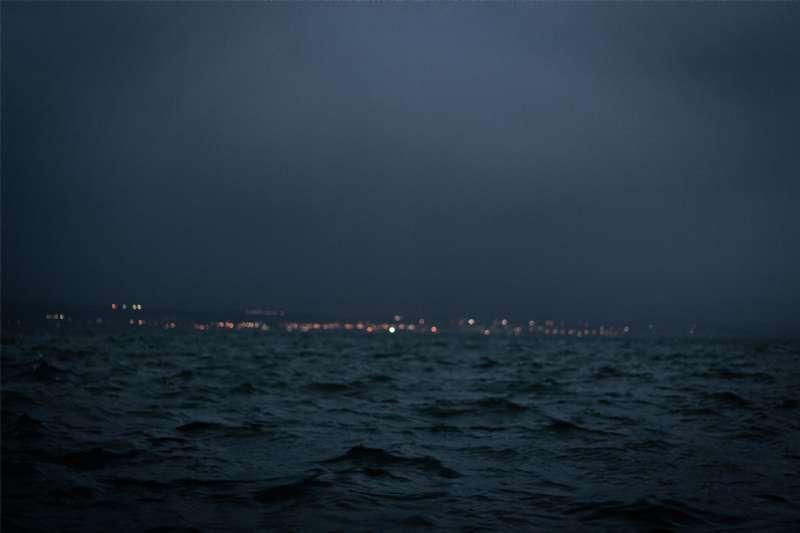 Denizde Gece Seyri