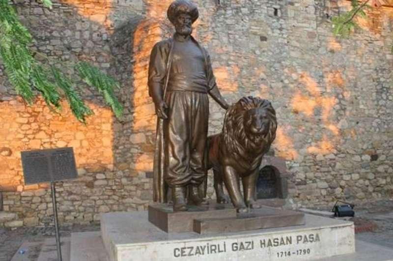 Algerian Gazi Hasan Pasha
