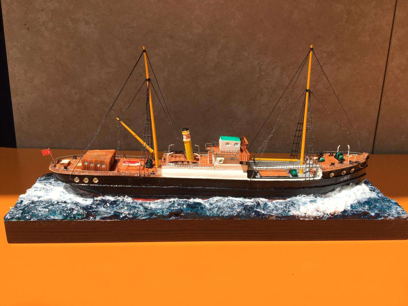 Bandırma Ferry Model