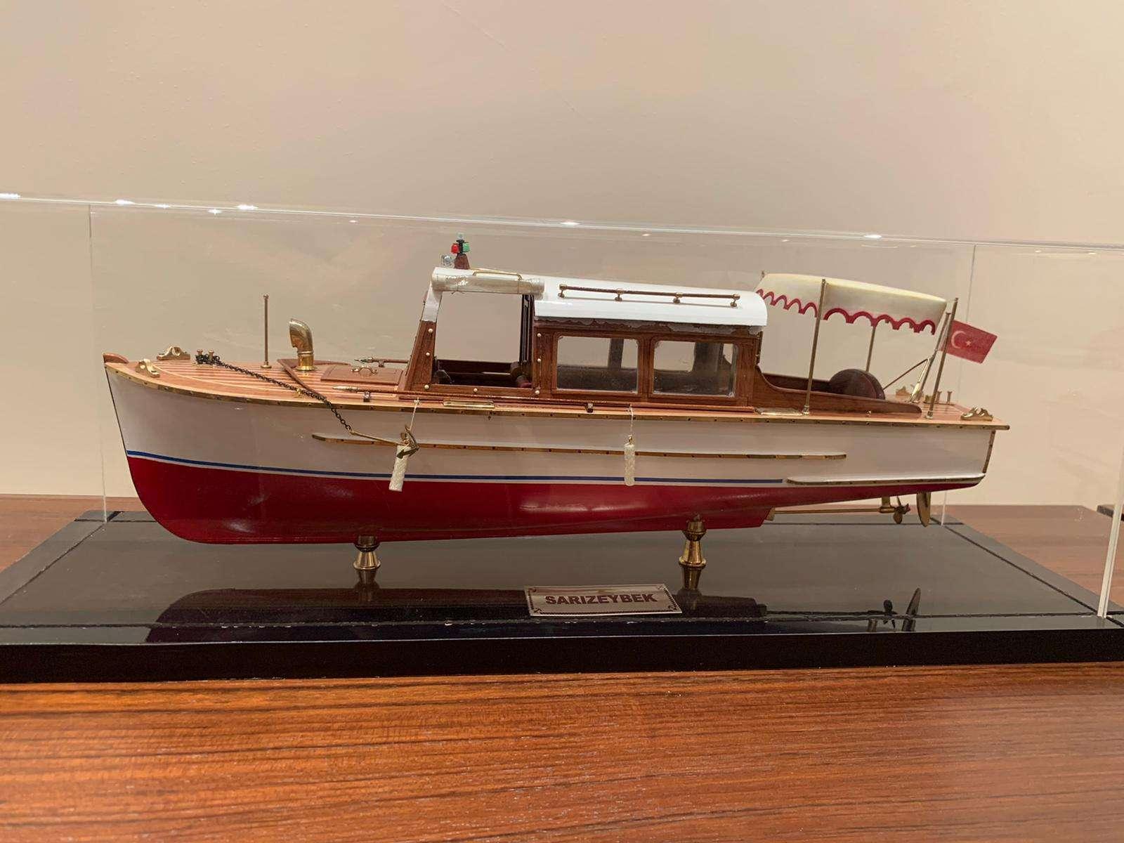 Sarızeybek Tekne Maketi
