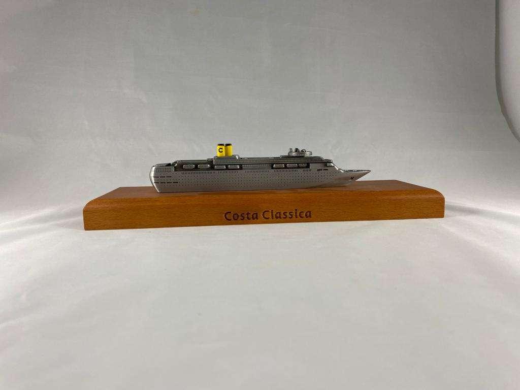 Costa Classica Ship Model