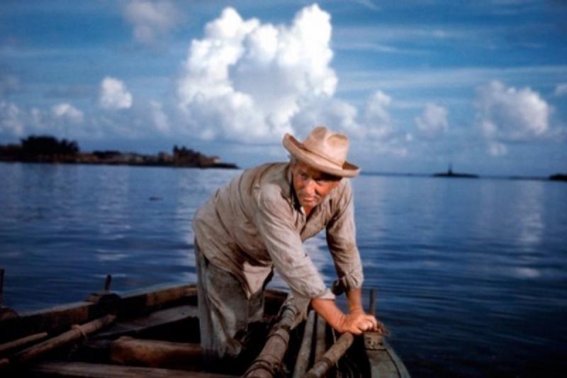 İhtiyar Balıkçı (Yaşlı Adam ve Deniz)